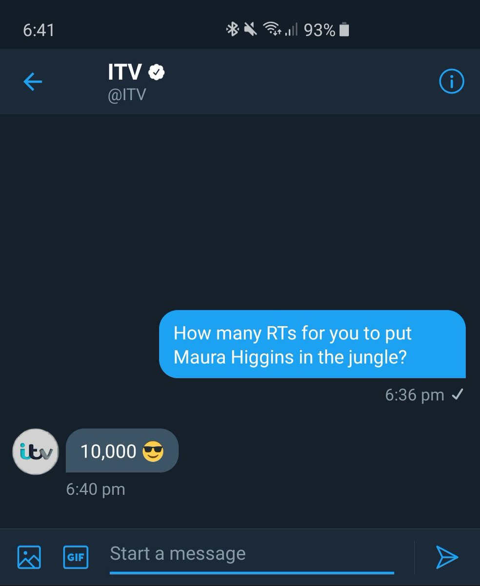 this is an official petition for Maura Higgins of #LoveIsland to be cast in this years Im A Celebrity please retweet