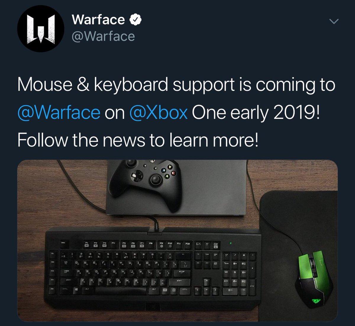 Warface on Twitter: