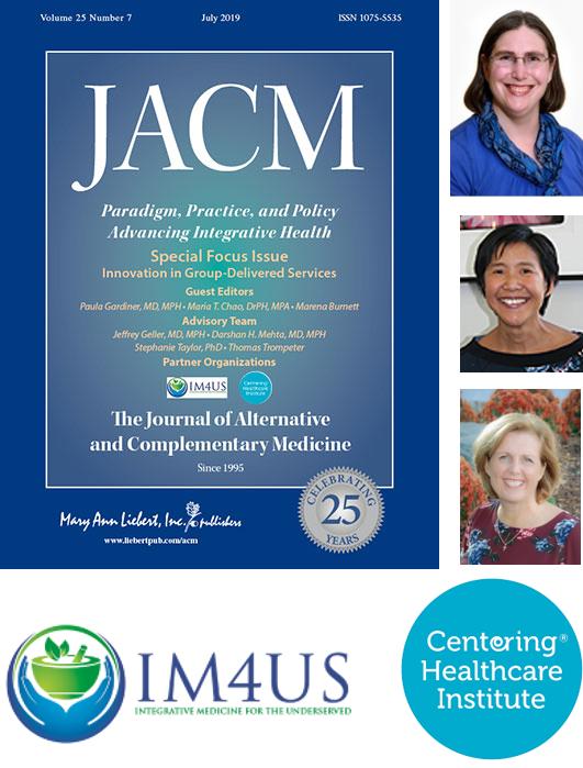 Integrative Medicine Collection (@IntegMedColl)   Twitter