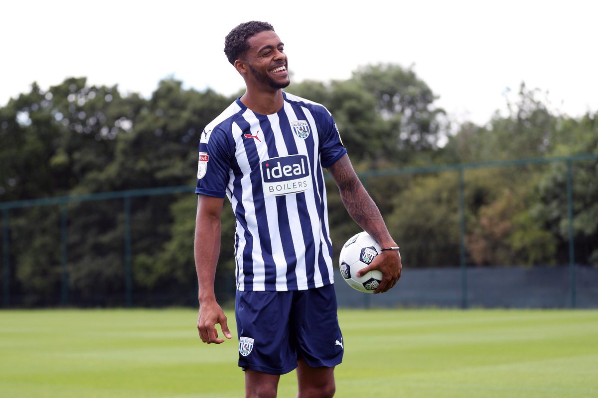 2019/2020 🔵⚪️ Delighted to have signed for @WBA Can't wait to get going on this next chapter!