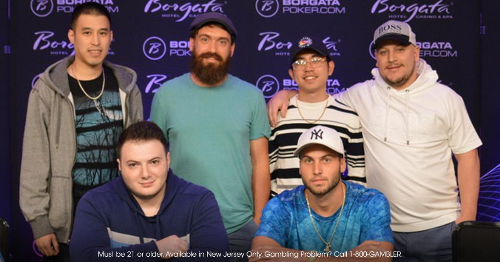 The Final Table is Underway! Find out the #BSPO2019 Championship payout: borg.ac/iWLFA6