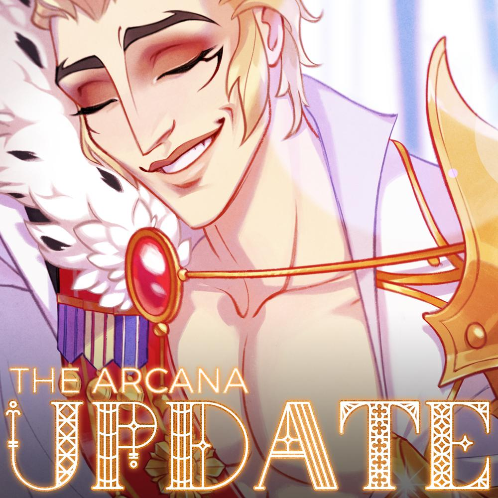 The Arcana (@thearcanagame) | Twitter