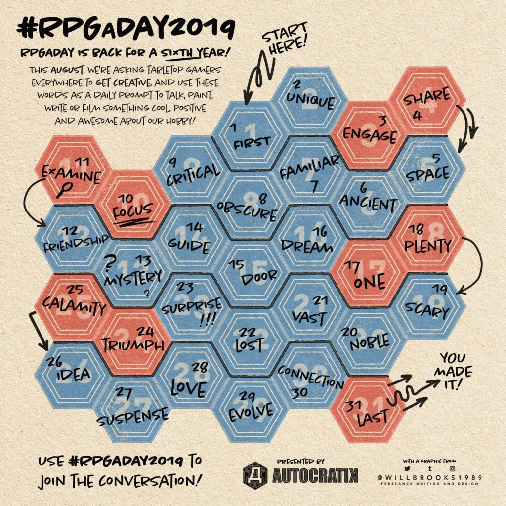 Image result for rpgaday 2019