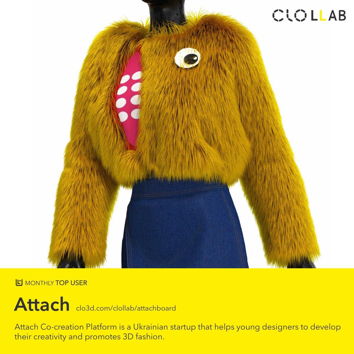 CLO Virtual Fashion (@itsclo3d)   Twitter