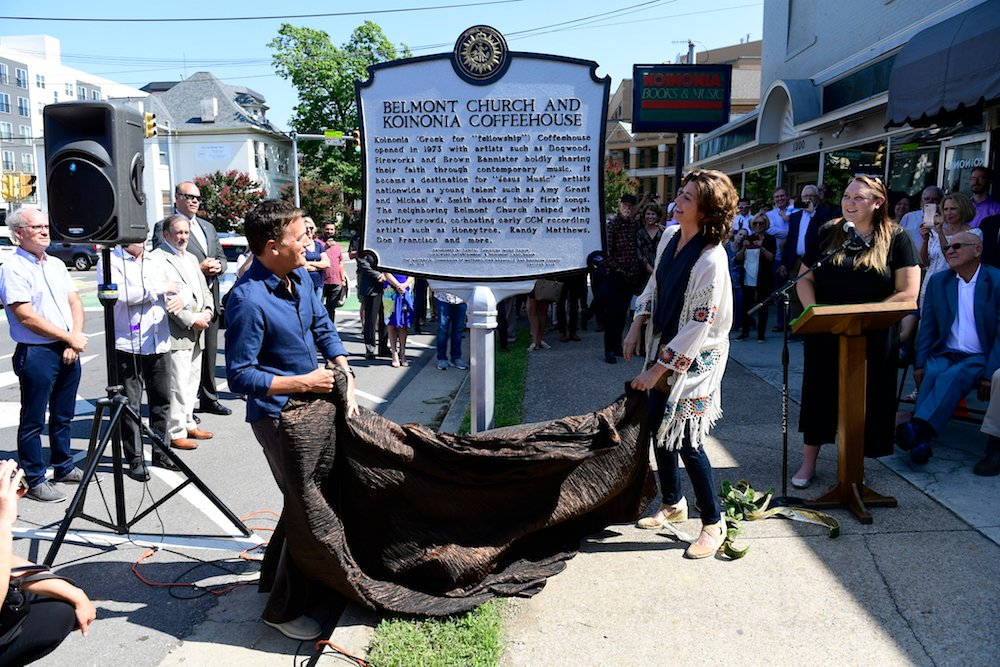 marker acknowledges nashvilles slave - 1000×667