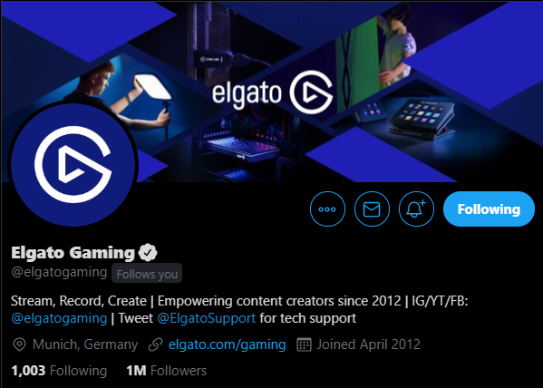 Elgato Gaming on Twitter: