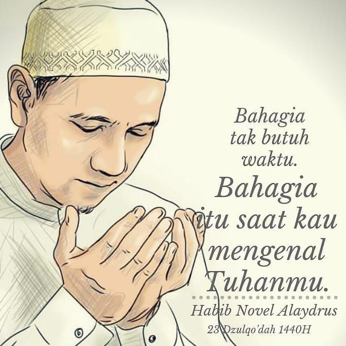 Machmudin V Twitter Kata Kata Mutiara Habib Novel Bin Muhammad