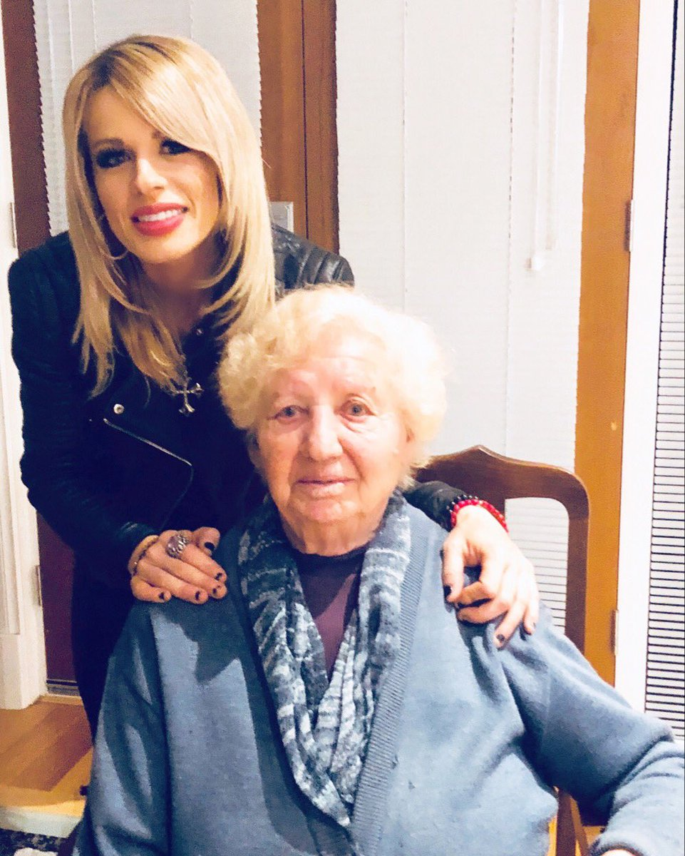 Orianthi On Twitter Love My Grandma So Much Yia Yia In Greek