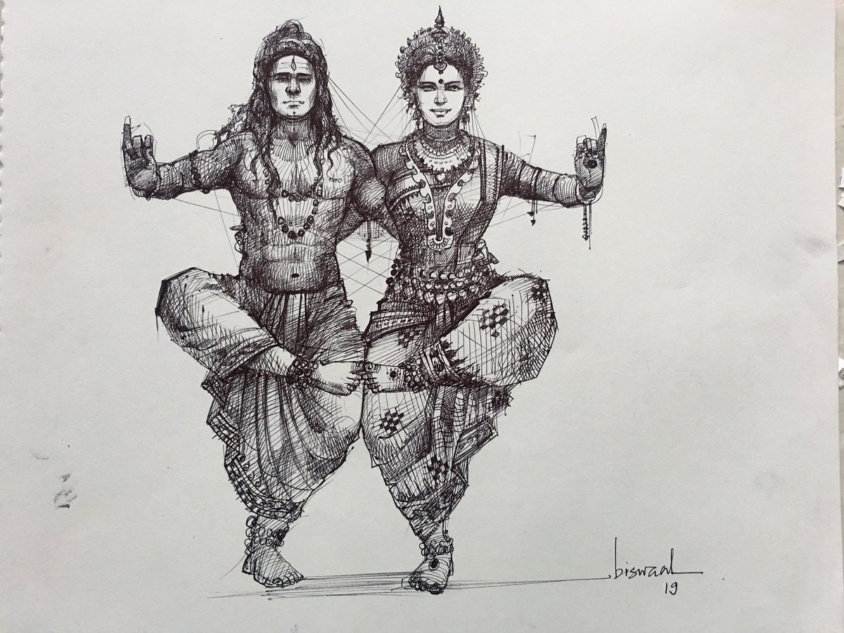 Bijay Biswaal On Twitter Dance For Each Other Ballpoint Pen Pensketch Sketch Drawing Odissi Odisha Classicaldance Couplegoals Dancers One Of The Finest Forms Of Self Expression Let Your Hair Down Sometimes