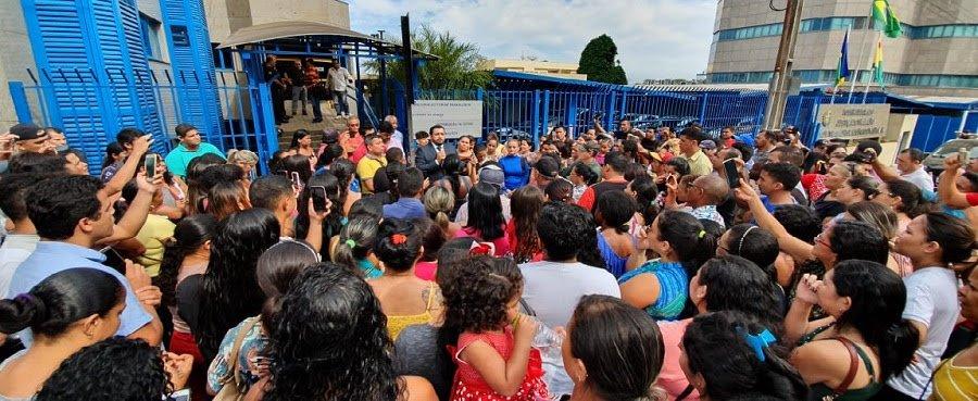 Depois do sufoco, a justa decisão: 700 ex-funcionários do Gonçalves recebem R$ 14 milhões de verbas rescisórias   #regulamentação #funcionários #gonçalves #homologa #justiça #rescisórias #sindicato #verbas