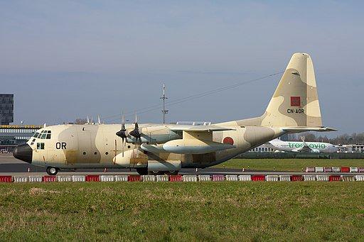 المغرب سيحصل على طائرتي نقل نوع C-130 Hercules من المخزون الامريكي  EAXoSkqU8AAwyg5