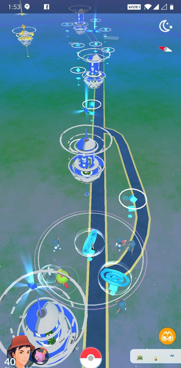 Pokemon Go Nests Near Me