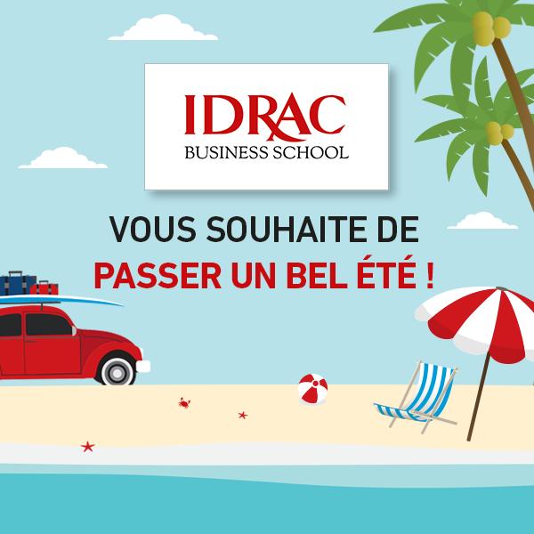 Ecole de Commerce IDRAC Business School à Amiens, Bordeaux