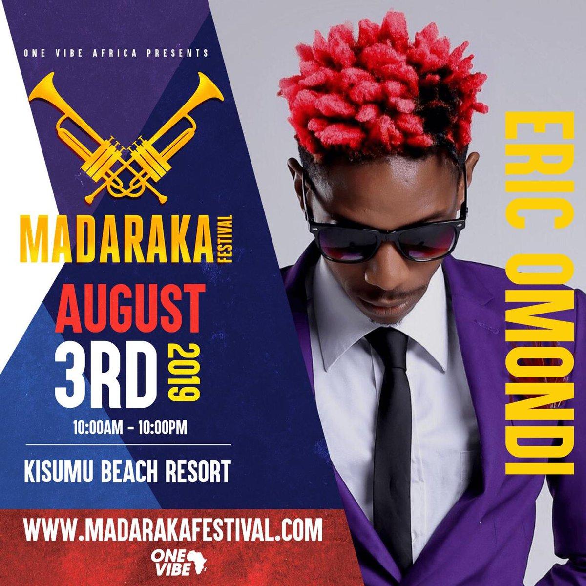 #MadarakaFest2019 Issa date