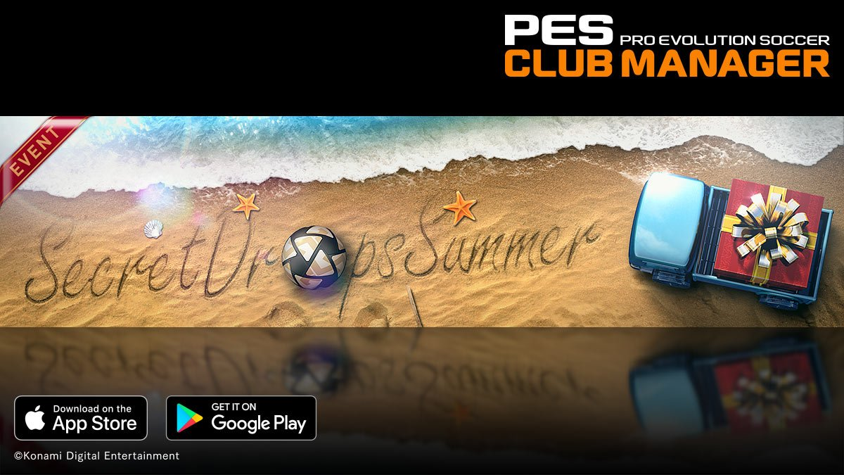 PES Club Manager (@officialpescm)   Twitter