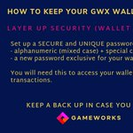 Image for the Tweet beginning: 🤩 Get the wallet designed