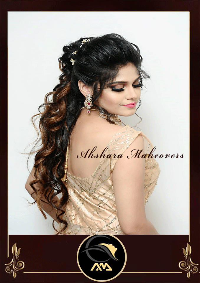 Akshara Makeovers & Salon (@AksharaSalon) | Twitter