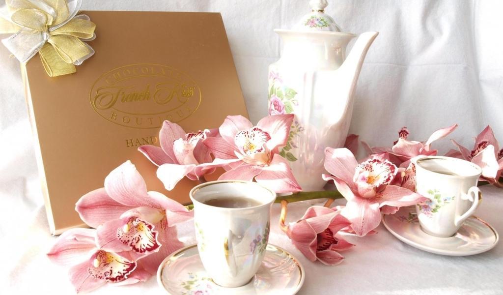 Расписать красиво, доброе утро картинки с орхидеями