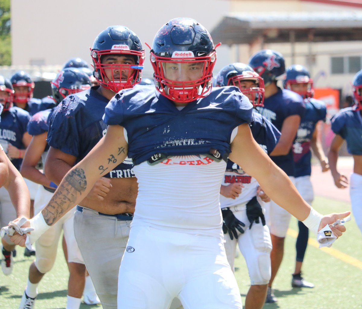 Top Linebacker Recruits 2020.Grant Shishido On Twitter The State Of Hawaii S Top Ranked Player