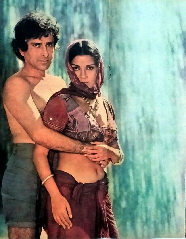 Image result for shashi zeenat aman