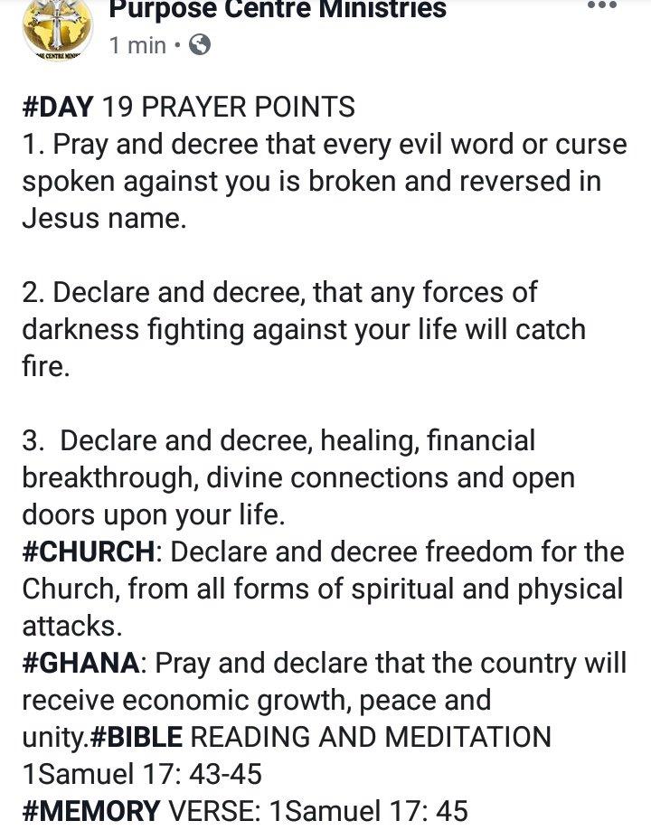 PurposeMini - PURPOSE CENTRE MINISTRIES Twitter Profile