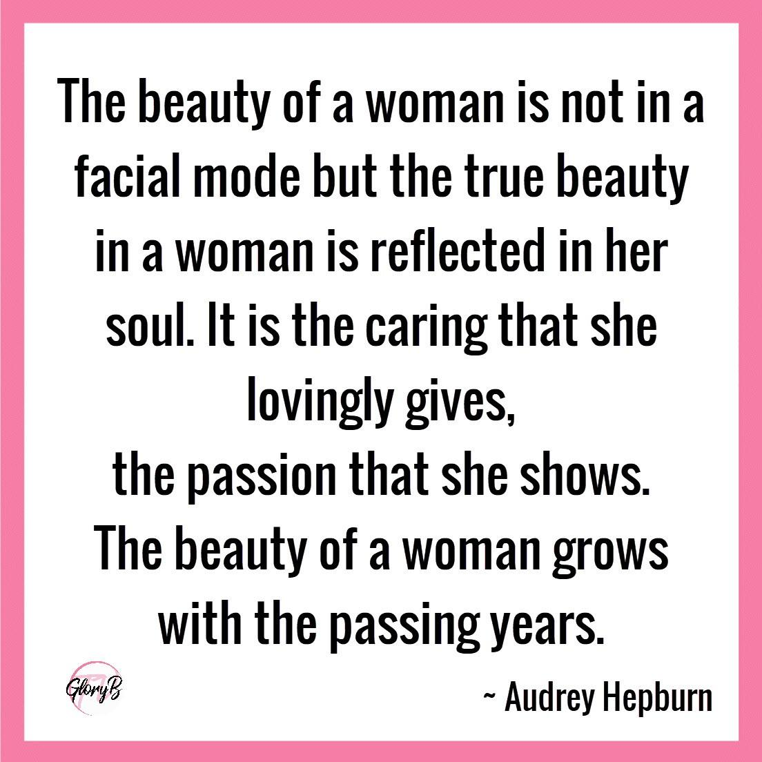 I love this quote from Audrey Hepburn, one of my favorite actresses. Enjoy!  #audreyhepburnquote #audreyhepburnquotes  #audreyhepburnstyle #audreyhepburnfan  #womenover50 #womenover60 #bestager #beautyhasnoage #disruptingaging #redefiningage #antiagingskincare pic.twitter.com/SnQCtRCYcd