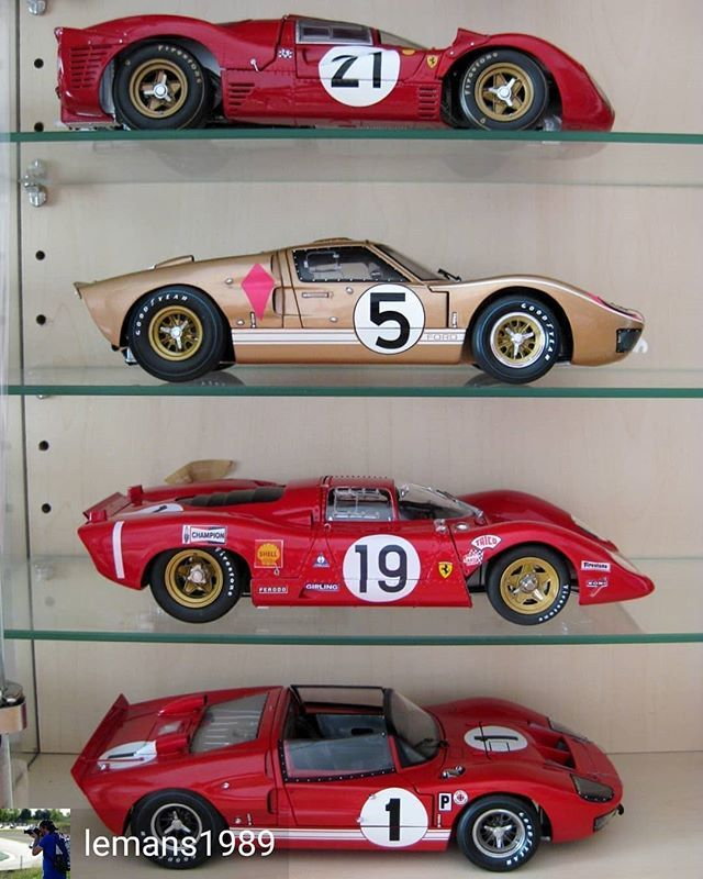 Atoyz On Twitter Reposted From Lemans1989 Ford V Ferrari Ferrari330p4 Fordgt40 Ferrari312p Fordgt40x1 Lemans Lemans24 Ford Ferrari Diecast Diecastcollector Gmp Exoto Cmcmodels 118th 118scale Scale18 Scale118 Atoyz Regrann