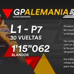 [INFO] 🇪🇸 Carlos Sainz, séptimo en los Libres 1 del GP de Alemania 👉 https://t.co/AGZn1xS4dY  🇬🇧 Carlos Sainz, seventh in Free Practice 1 for the German GP 👉 https://t.co/vkWzd1MRrJ  #carlo55ainz #GermanGP 🇩🇪 #F1 #FP1
