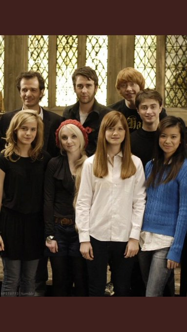 Happy 55th Birthday to David Heyman! He produced all the eight Harry Potter films.