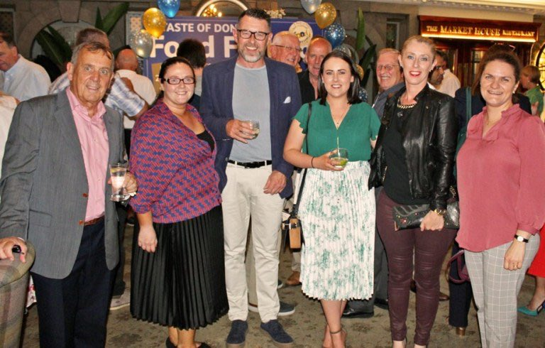 We had a great evening at A Taste of Donegal Food Festival launch at @AbbeyDonegal on Wed night. See you all in Donegal on Aug 23rd 🍴  #donegalfood https://t.co/gEjODFcs9t