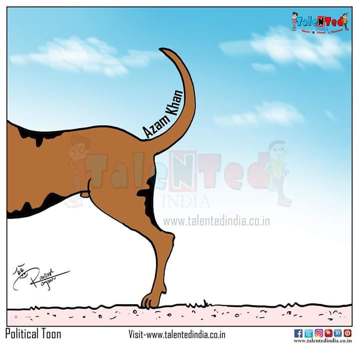 @SushmaSwaraj कुत्ते की दुम है ये