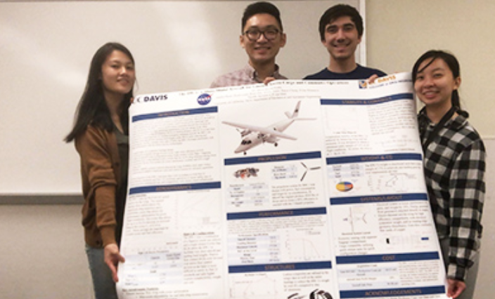 The winners of the 2018-2019 @NASAaero University Design Challenge have been announced 🏆 Congrats to teams from @ucdavis and @virginia_tech 👏🏻 Read all about the winning designs→go.nasa.gov/2T1Lsko