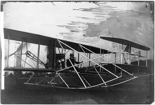 110 years ago #OTD, the @USArmy bought a two-seat observation aircraft from the Wright brothers for $30,000, making the 1909 Military Flyer the worlds first military airplane. The plane was used for flight training, then given to the @smithsonian in 1911.
