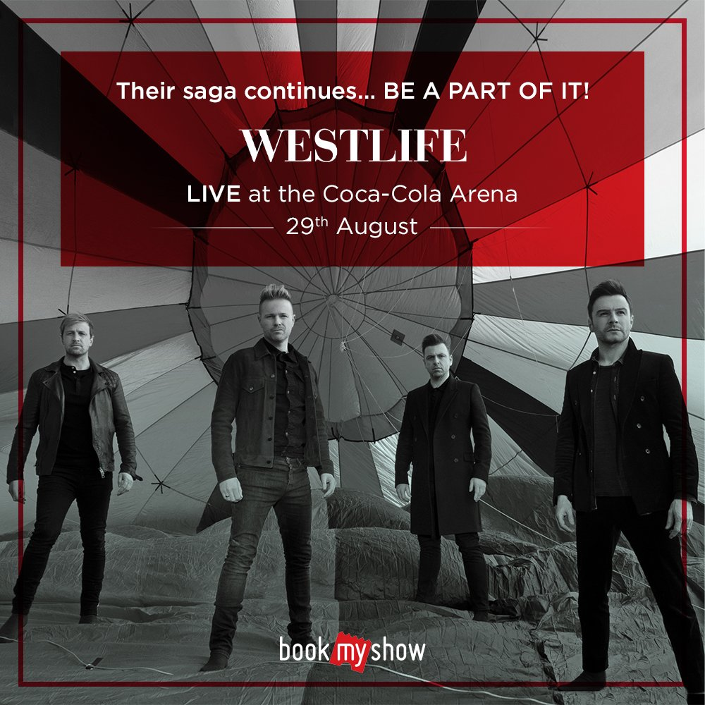 Westlife 2019 Tour Setlist