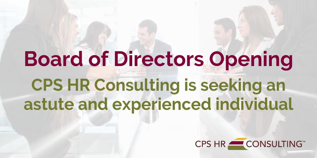 CPS HR Consulting (@cpshr) | Twitter