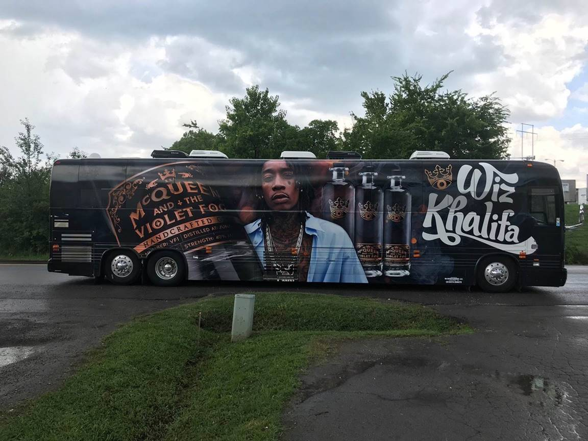 Watch for this one, it's gonna be 🔥🔥🔥!  @wizkhalifa is heading to Lake of the Ozarks to charge everyone up about @McQueenVF, the newest gin to hit #MO! #MajorBrands #McQueenTeam #McQueenVioletFog #Gin