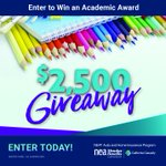 MSEA Members – Enter today at https://t.co/Zw0eoDJkDv for your chance to win $2,500 to purchase classroom supplies courtesy of @calcasinsurance @tyeducators