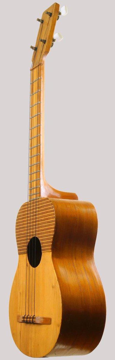 Jesús Potino Venezuelan Cuatro ukulele