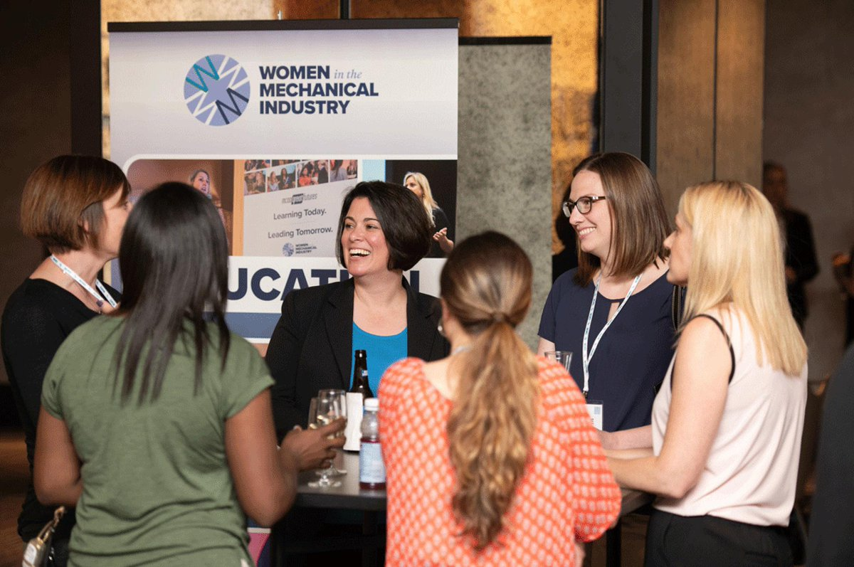 It may have been MCAA's first-ever WiMI Conference but it sure won't be our last! #WiMI