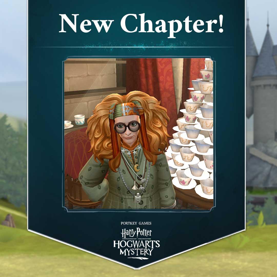 Harry Potter: Hogwarts Mystery (@HogwartsMystery) | Twitter