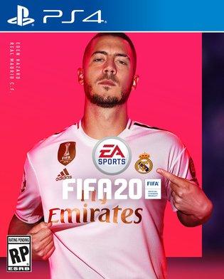 FIFA 20: Eden Hazard von Real Madrid neuer Star auf dem Cover - auch Virgil van Dijk abgebildet