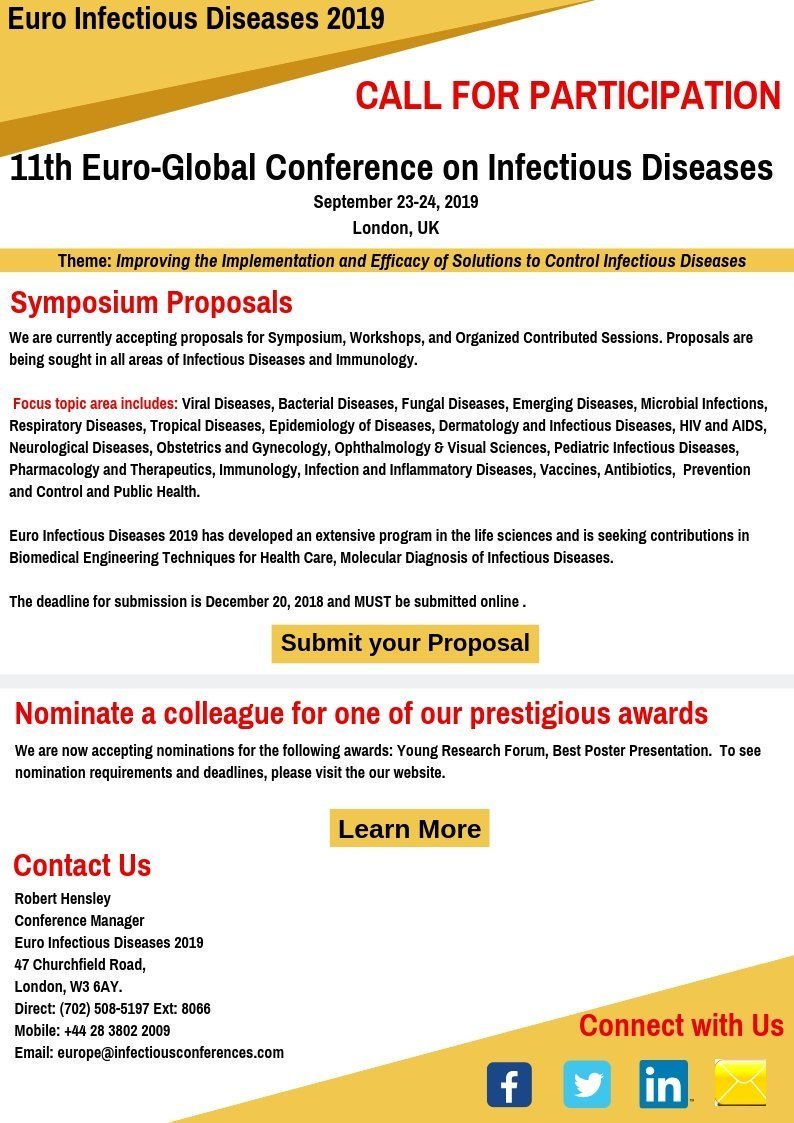 EuroInfectious (@euro_infectious) | Twitter