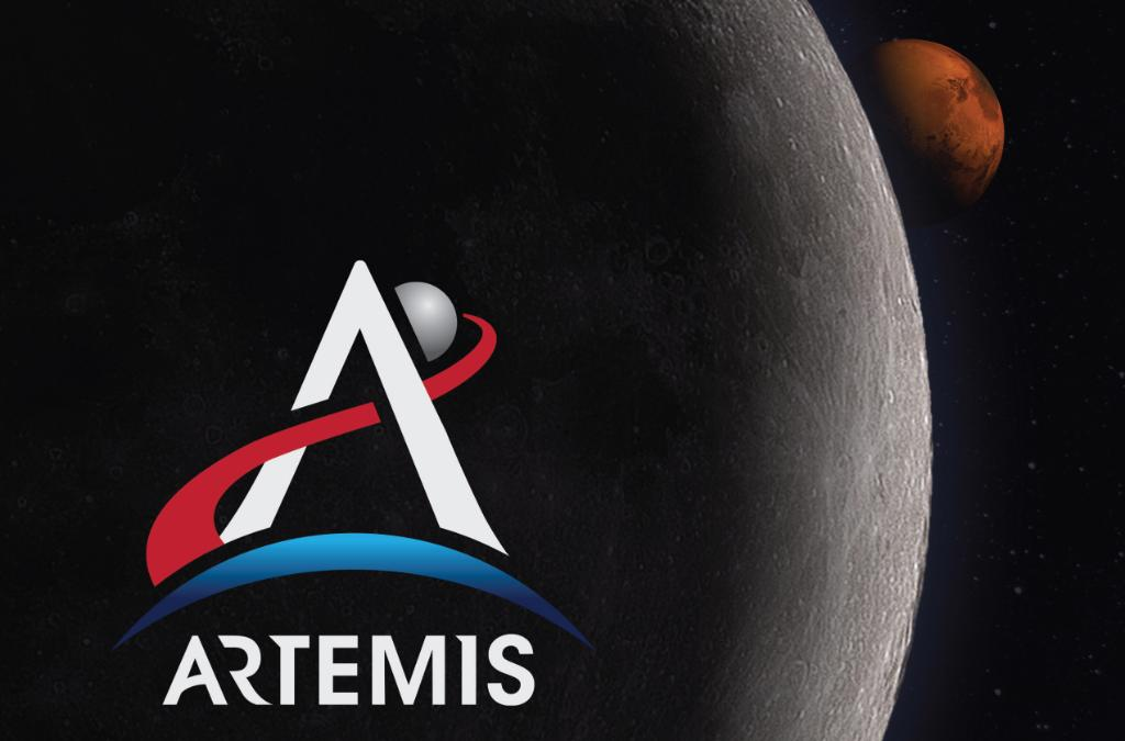 Our #Artemis program will return astronauts to the Moon by 2024. 👩‍🚀 What is Artemis? 🌙 Why go to the Moon? 🚀 How do we get there? 🗓️ When will we get there? 🔍 What will we do there? Answers to these frequently asked questions: go.nasa.gov/2ZbKSTL
