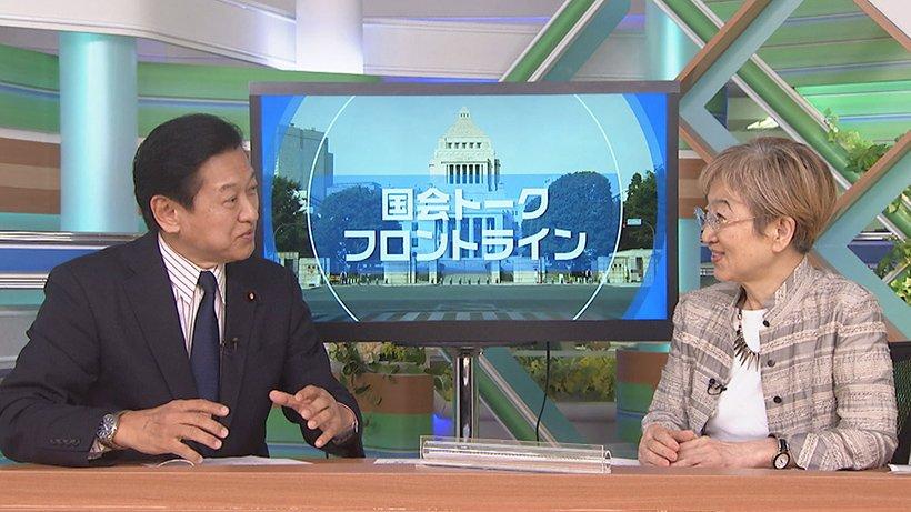 "টুইটারে TBS NEWS: ""【国会トークフロントライン】 「アメリカ ..."