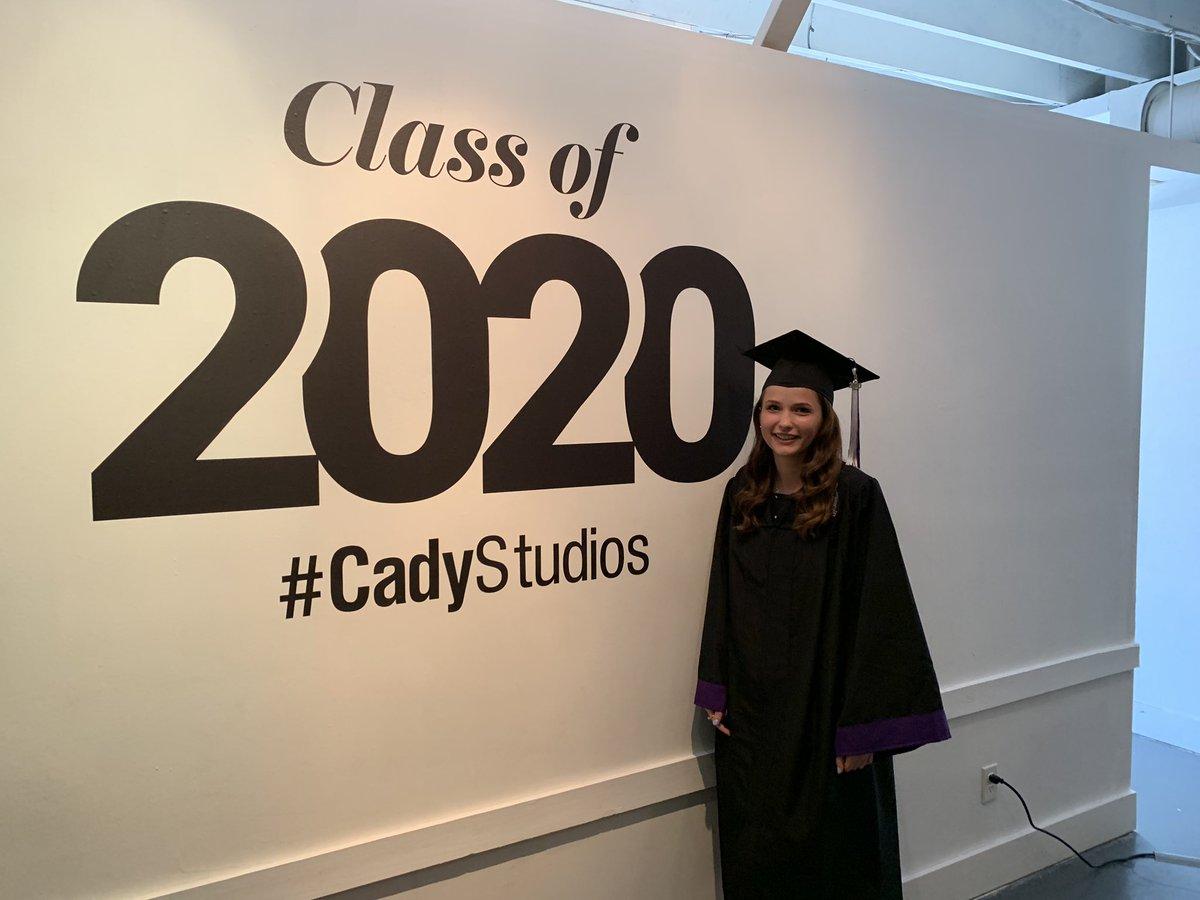Emu Graduation 2020.Ariana Courtney Arianacourtney2 Twitter