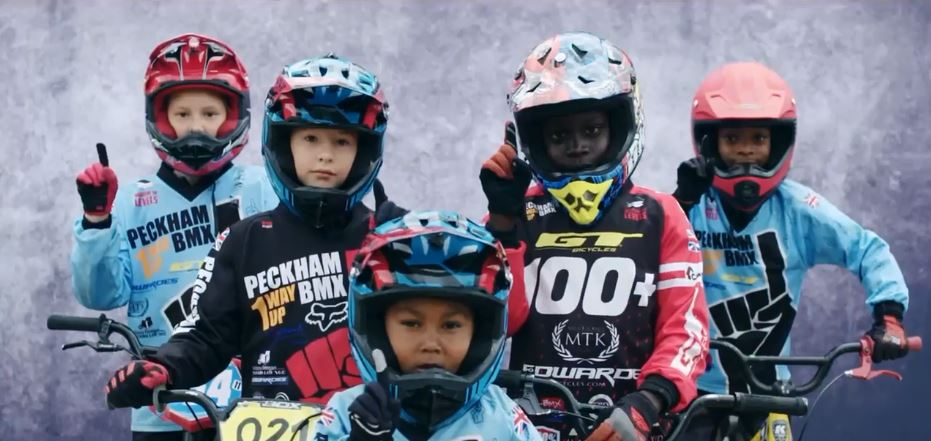 🗣️ The BMX World Championships are just about to get underway... 🚲See how Peckham BMX helped three riders become @BritishCycling athletes and are now inspiring a new generation 💪Check it out here 👉https://bbc.in/2OuuJrk #GetInspired