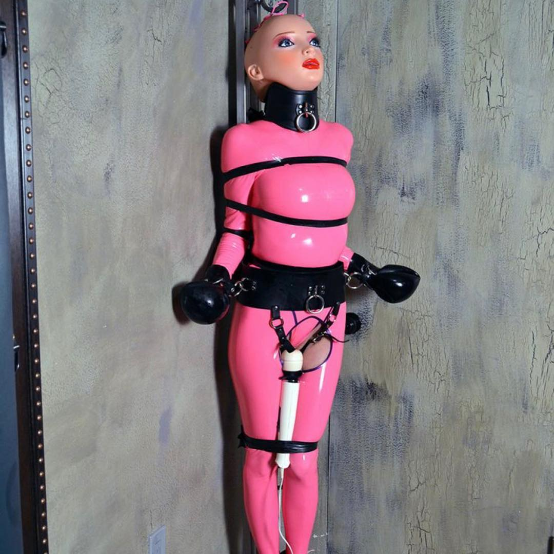 Rubber Bondage Asian