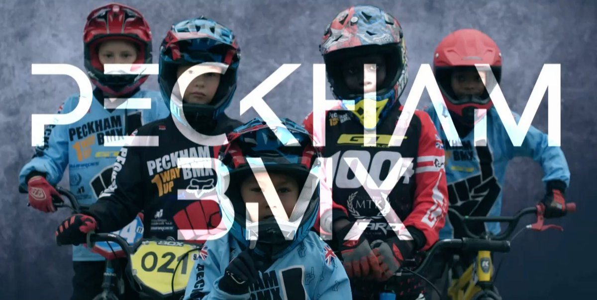 Relive the BMX World Championships with highlights on @BBCTwo at 14:20 🚲⚡Before then, check out how Peckham BMX helped three riders become @BritishCycling athletes and are now inspiring a new generation 👏Watch here 👉https://bbc.in/2OuuJrk #GetInspired