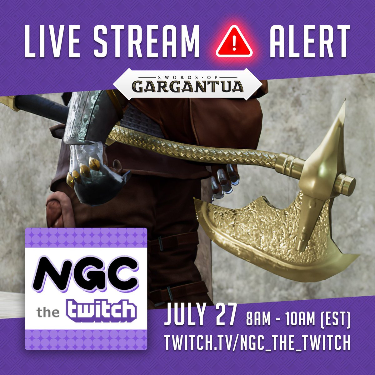 SWORDS of GARGANTUA (@GargantuaVR)   Twitter