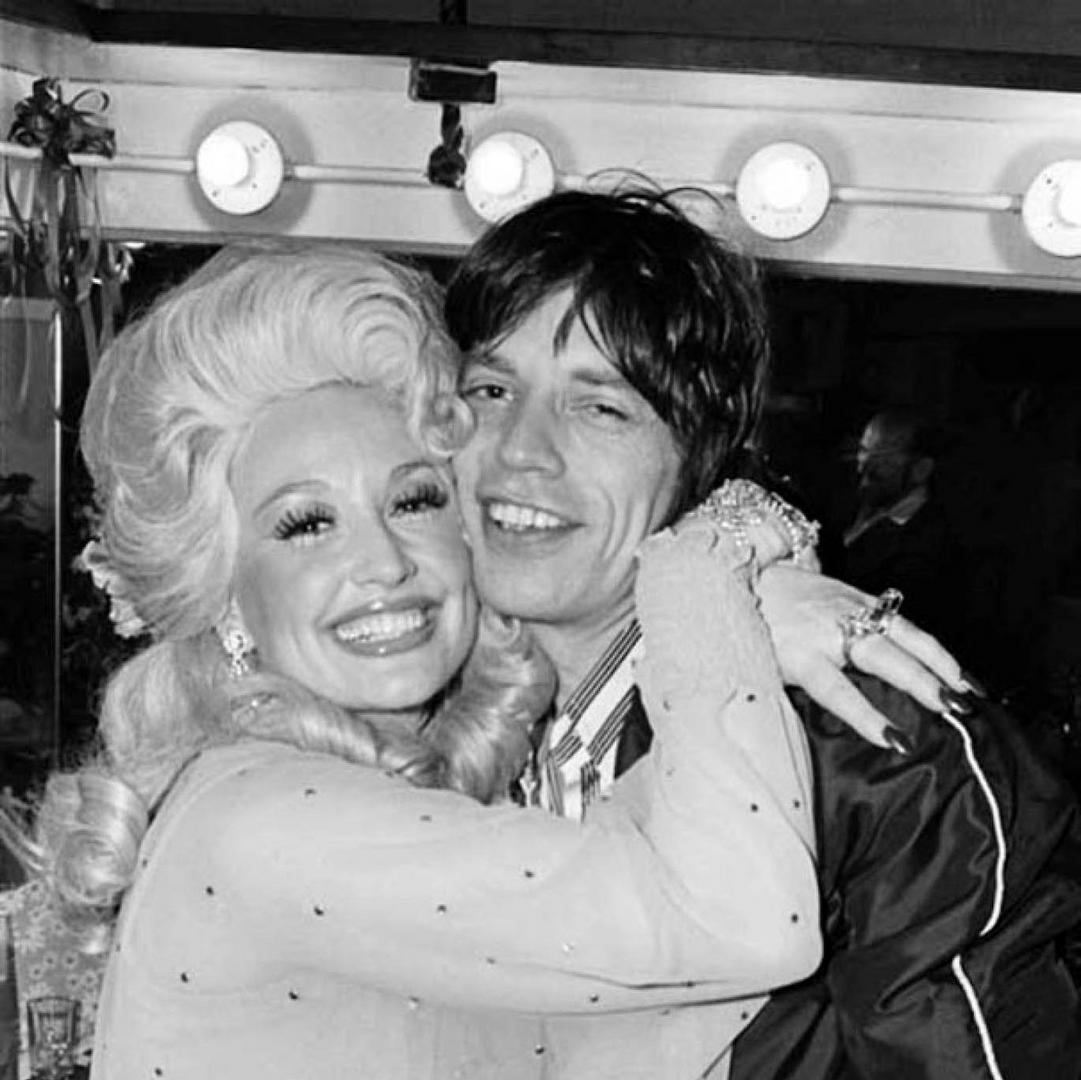 Happy birthday to my friend @MickJagger! Here's to many more years of rockin'!